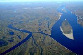 Сколько рек в России по статистике?