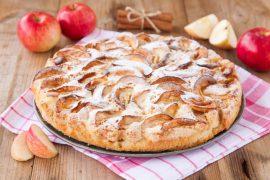 Как испечь шарлотку в духовке с яблоками – рецепты