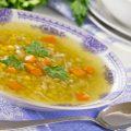 Как варить гороховый суп правильно?
