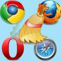 Как очистить кэш браузера Opera, Chrome, Firefox, Internet Explorer
