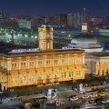 Станция Москва-Октябрьская это какой вокзал?
