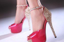 Вечерние туфли – модный вариант для особого случая