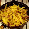 Как жарить картошку правильно?