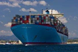 Самый большой торговый флот в мире