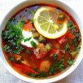 Как приготовить солянку быстро и вкусно – лучшие рецепты