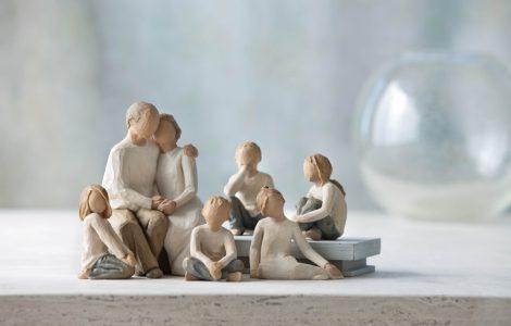 Коллекция, вдохновляющая на жизнь Статуэтки Willow Tree от Susan Lordi