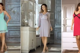 Женские ночные сорочки из Иваново: какими бывают и как выбрать
