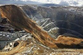 Самая глубокая шахта в мире