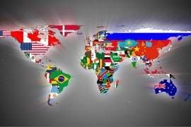 Рейтинг стран по площади – ТОП-10 самых больших