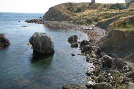 Самая южная точка Крыма