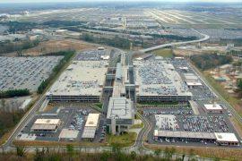 Самый большой аэропорт в мире