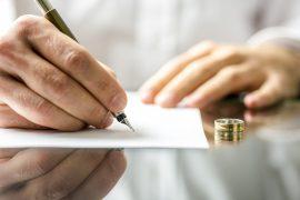 Как подать на алименты находясь в браке?
