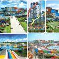 Самый большой аквапарк в Крыму