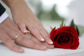 8 лет совместной жизни – какая это свадьба?