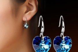 Серебряные серьги для женщин: польза и рекомендации