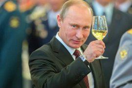Когда день рождения у Путина Владимира Владимировича