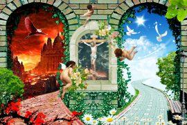 Как выглядит рай и ад, отличия
