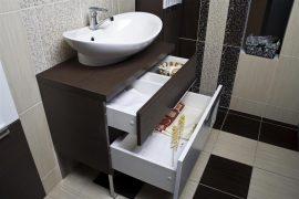 Тумбочка для ванной – профессиональный подход