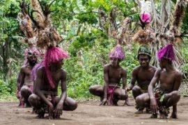 Самые необычные обряды и ритуалы мира