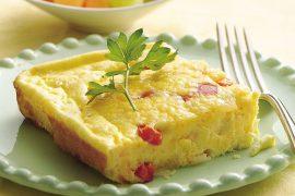 Как сделать омлет из яиц быстро и вкусно
