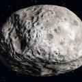 Самые большие астероиды и их движение