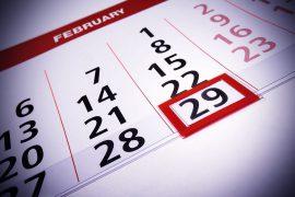 Сколько дней в високосном году?