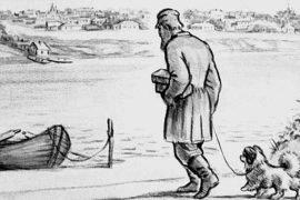 Почему Герасим утопил Муму, причины поступка