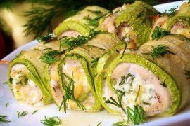 Как приготовить кабачки быстро и вкусно  – лучшие рецепты