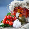 Как мариновать помидоры черри?