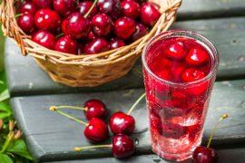 Как варить компот из вишни