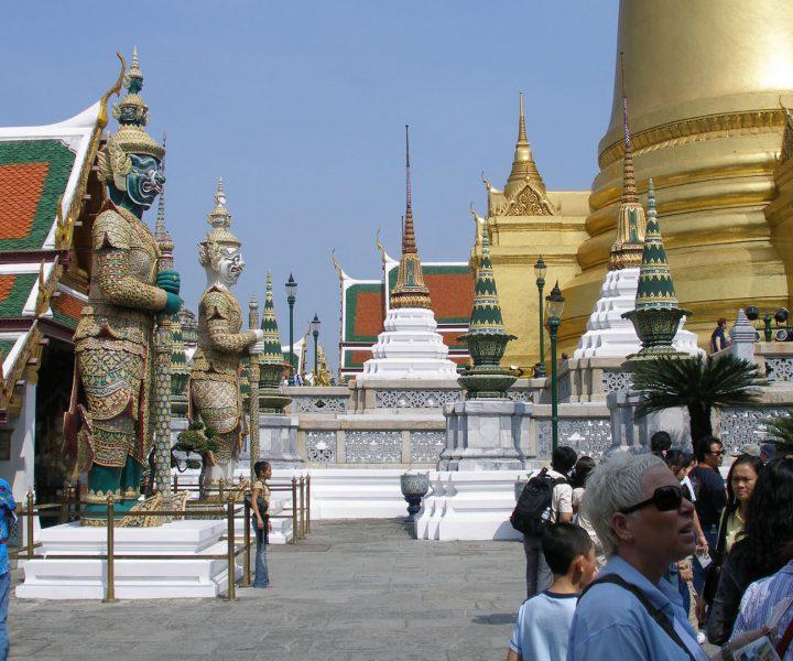 Дух отдыха в Таиланде