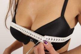 Как правильно определить размер груди?
