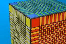 Самые необычные кубики Рубика в мире