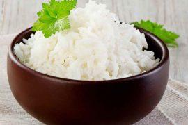 Как правильно варить рис?