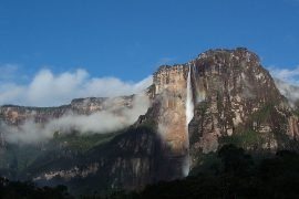 Самый большой в мире водопад