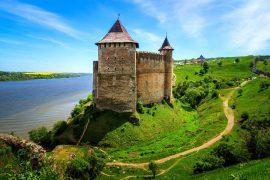 Самые старые города Украины