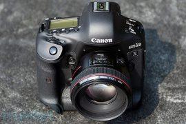 Рейтинг зеркальных фотоаппаратов