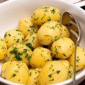 Сколько варить картошку
