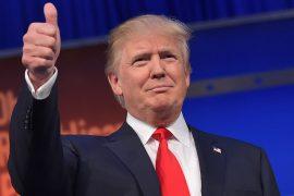 Победа Дональда Трампа произвела фурор