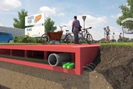 Европейские дороги могут стать из пластика