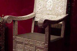 История возникновения стульев