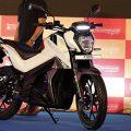 Электромотоцикл индийского производства скоро в продаже