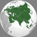 Самый большой материк в мире – размеры и особенности