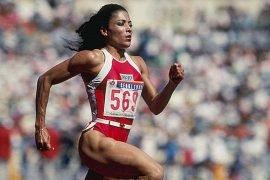 Самая быстрая женщина в мире