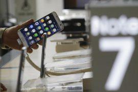 Главный конкурент айфона оказался опасен для жизни