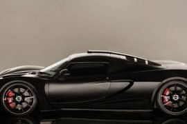 Самые быстрые машины в мире – ТОП-6