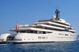 Самая дорогая яхта в мире