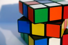 Как собрать Кубик Рубика – пошаговая инструкция