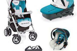 ТОП-10 советов по выбору детской коляски