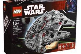 Самый большой LEGO набор в мире
